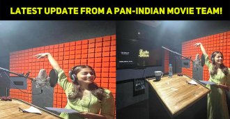 Latest Update From A Pan-Indian Movie Team!