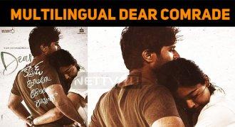 Rashmika's Telugu Film To Get A Kannada Release..