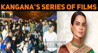 Kangana To Play In A Series Of Films!