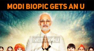 Modi Gets An U!