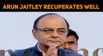 Fake News Rolling About Arun Jaitley's Health!