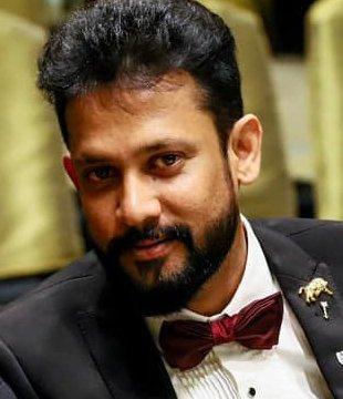 Deepak Dinkar Tamil Actor