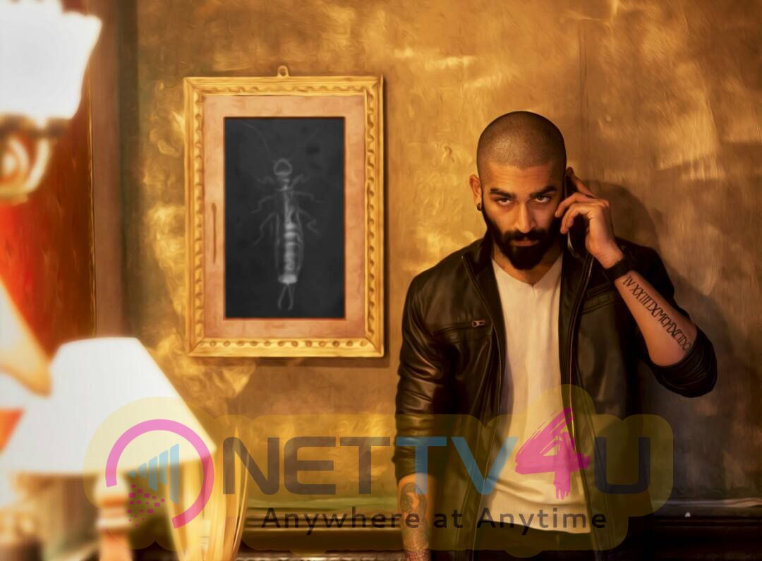 Actor Siddhartha Shankar Good Looking Pics Tamil Gallery