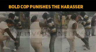 Bold Cop Punishes The Harasser Instantly!