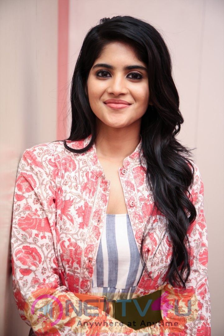 Actress Megha Akash Exclusive Interview Stills Tamil Gallery