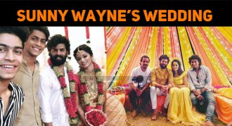 Celebs Tweet About Sunny Wayne's Wedding! Oru A..