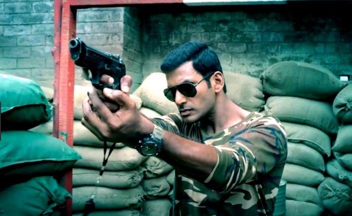 Irumbu Thirai Movie Review