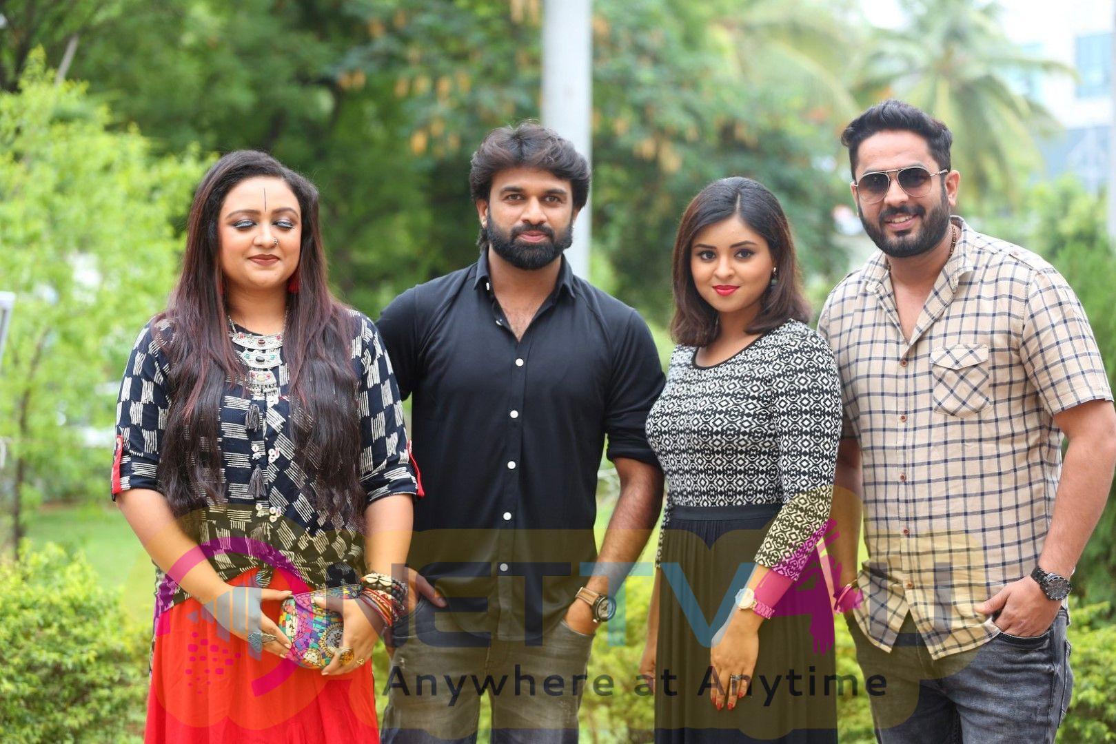 Real Dandupalya Trailer Launch Images Telugu Gallery
