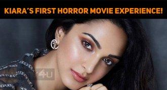 Kiara's First Horror Movie Experience!