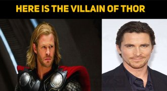 Here Is The Villain Of Thor – Marvel Announces
