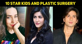 10 Star Kids Who Had Plastic Surgery To Look Beautiful