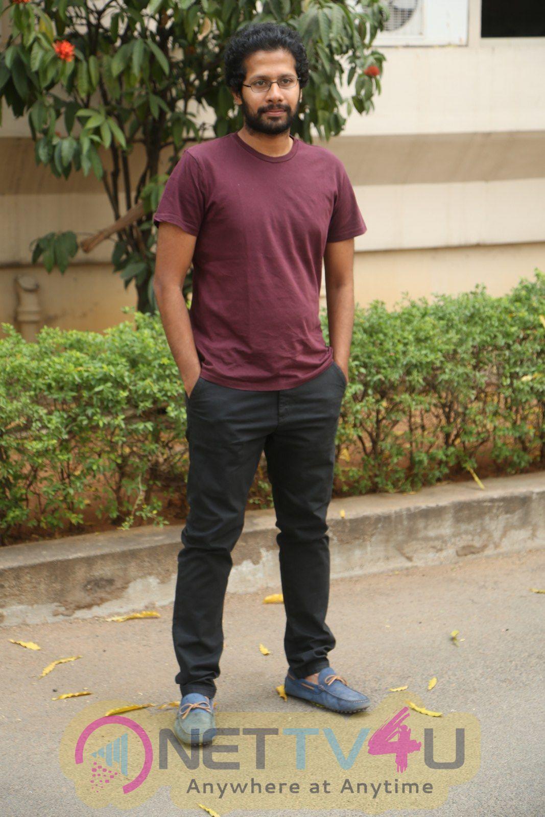 Director Venky Atluri Good Looking Photos Telugu Gallery