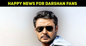 Exciting News For Challenging Star Darshan's Fa..