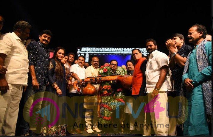 Padma Shri Brahmanandam Awarded The Title 'comedy Brahma' Event Images Telugu Gallery