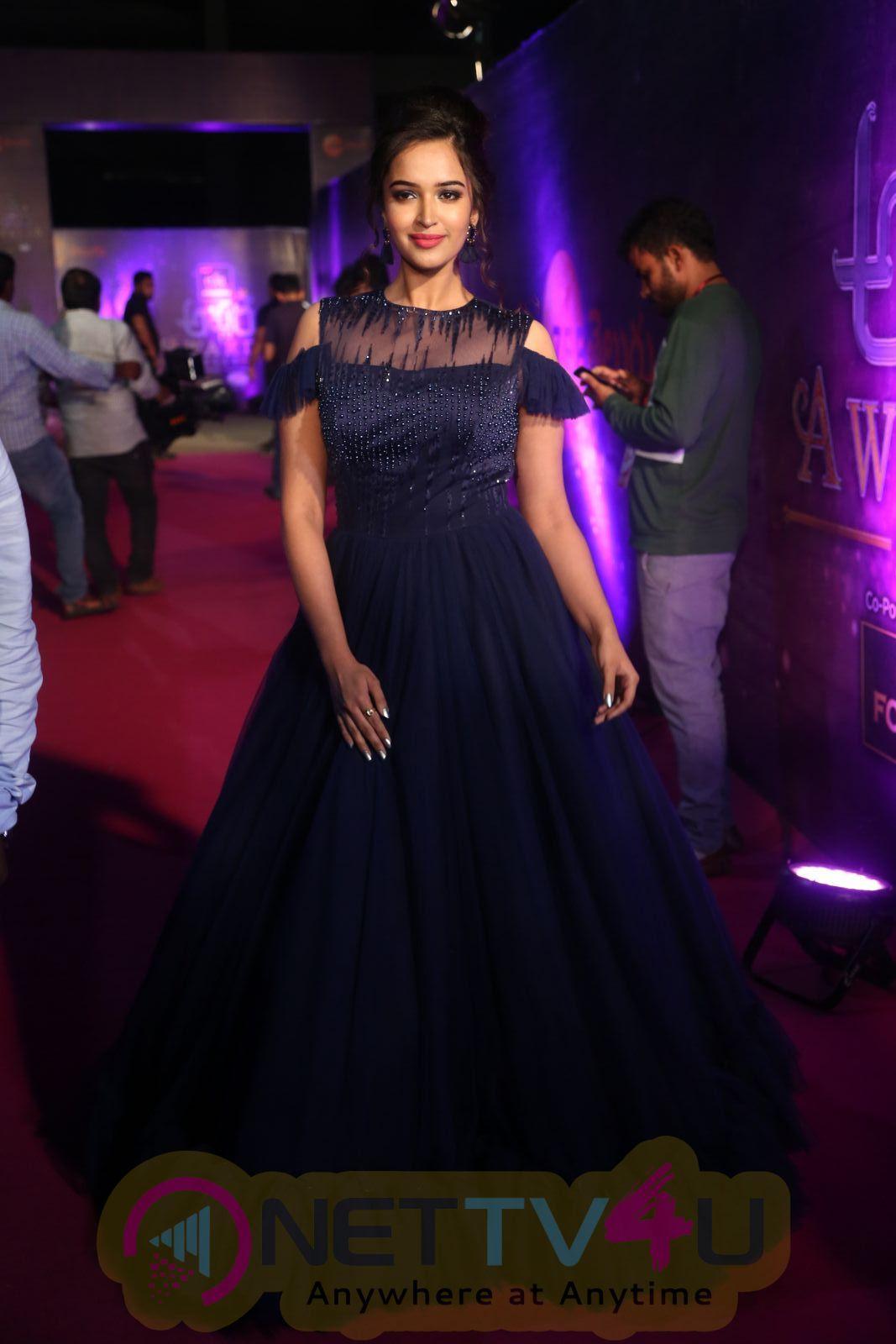 Actress Poojitha Ponnada Attractive Pics  Telugu Gallery