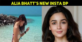 Alia Bhatt Attracts Her Fans With Her New Insta..
