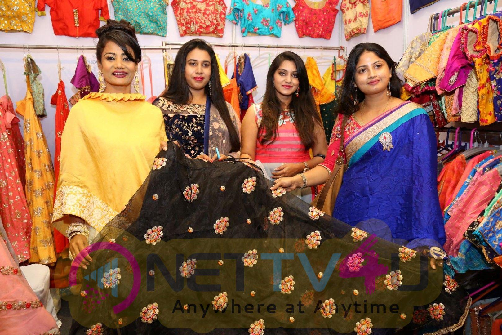 Designer Expo Begins At Taj Deccan Inaugurated By Tollywood Celebreties Exclusive Images Telugu Gallery