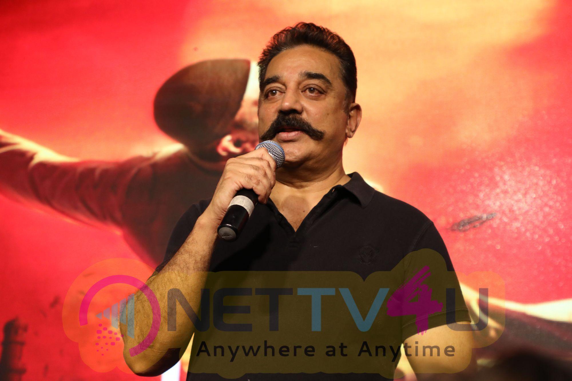 Vishwaroopam 2 Trailer Launch Stunning Photos Tamil Gallery
