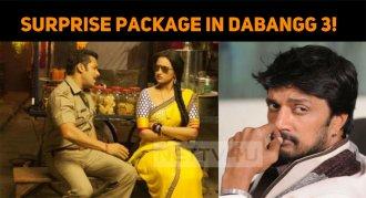 Surprise Package In Dabangg 3!