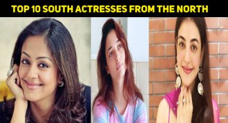 Top 10 South Indian Actresses Who Are From The North