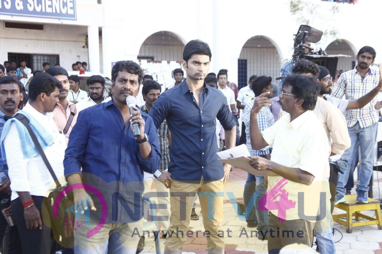Boomerang Movie Working Stills Tamil Gallery
