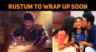 Shivanna's Rustum To Wrap Up Soon!