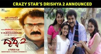 Ravichandran's Drishya 2 Announced!