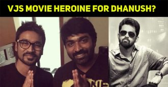 Vijay Sethupathi's On-screen Daughter To Pair D..