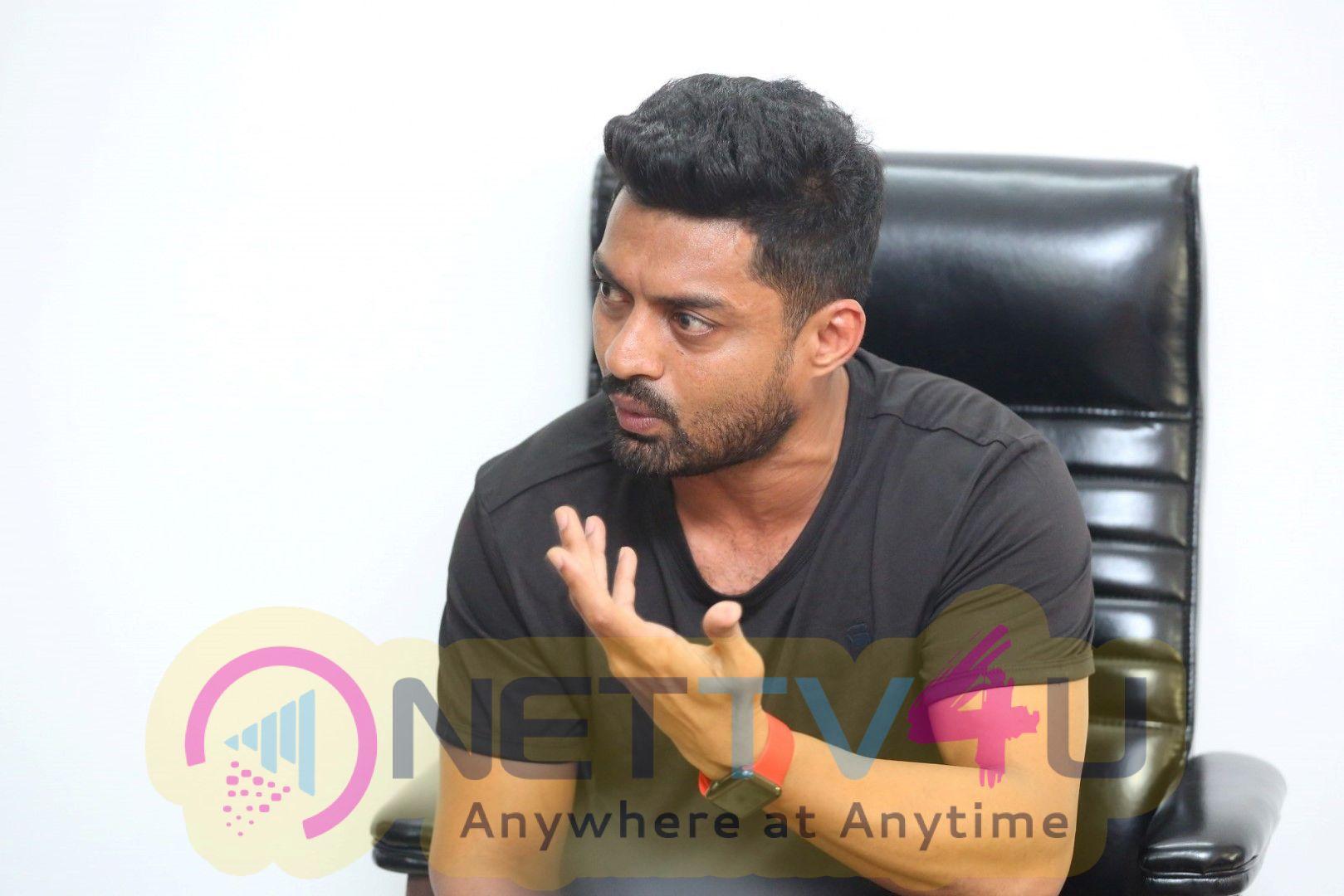 Kalyan Ram Interview Images English Gallery