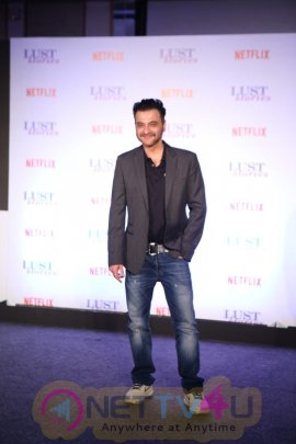 Launch Of Netflix Series Lust Stories At St Regis Images Movie Press