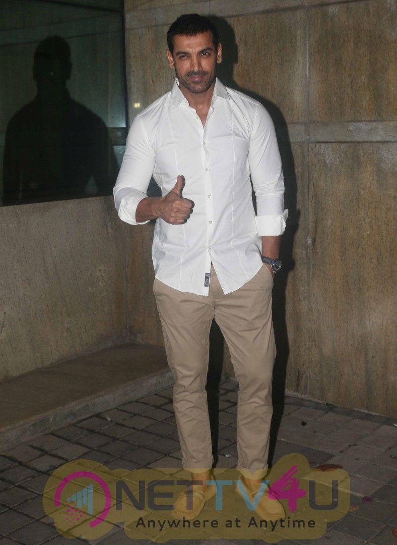 Success Party Of Film Parmanu At Hard Rock Cafe Andheri Images Hindi Gallery