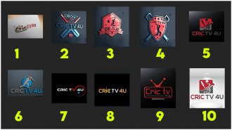 Which Logo Is Suitable For CricTv4u