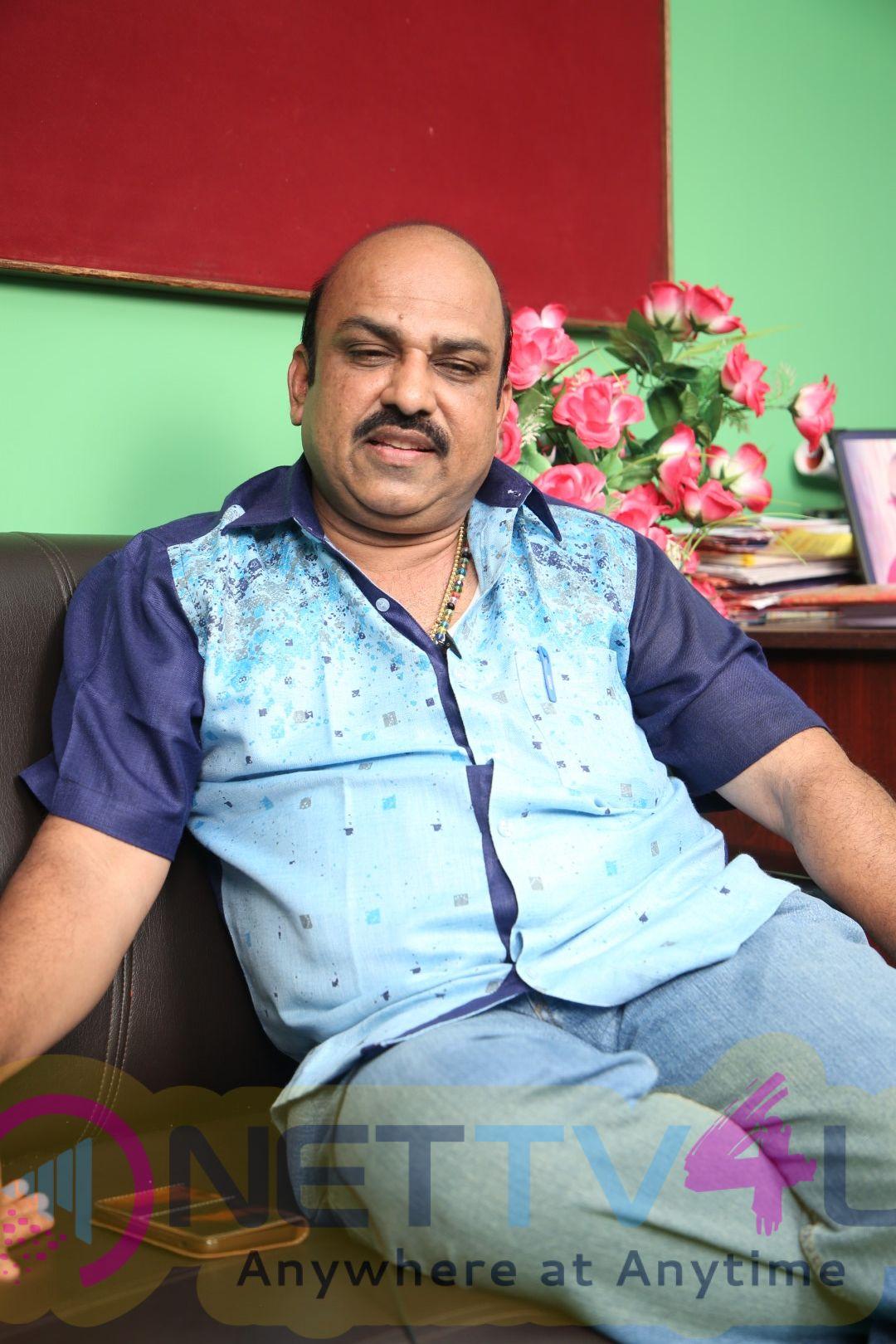Actor Ravi Varma Exclusive Interview Stills Tamil Gallery