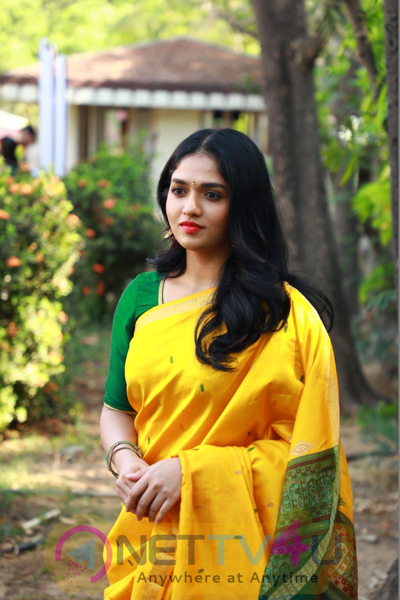 Latest Photos Of Actress Sunaina At Pelliki Mundu Prema Katha Movie