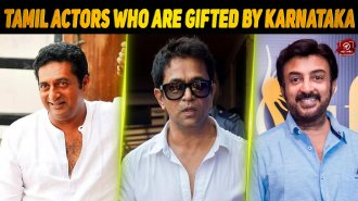Top 5 Tamil Actors Who Are Gifted By Karnataka!