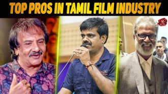 Top PROs In Tamil Film Industry