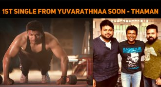 First Single From Yuvarathnaa, Soon!