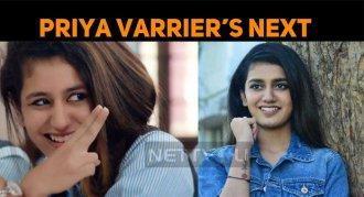 Priya Prakash's Next Is Interesting!