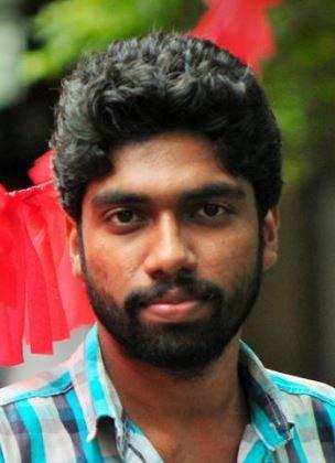 Sidharthan KC Malayalam Actor