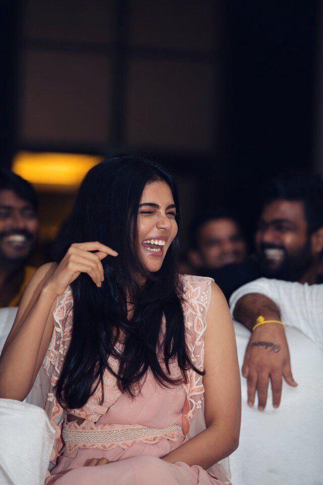 Actress Kalyani Priyadarshan Good Looking Images Telugu Gallery