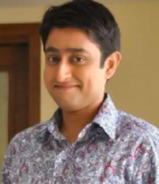Jimit Trivedi Hindi Actor
