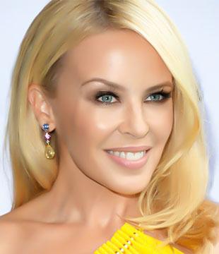 Kylie Minogue English Actress