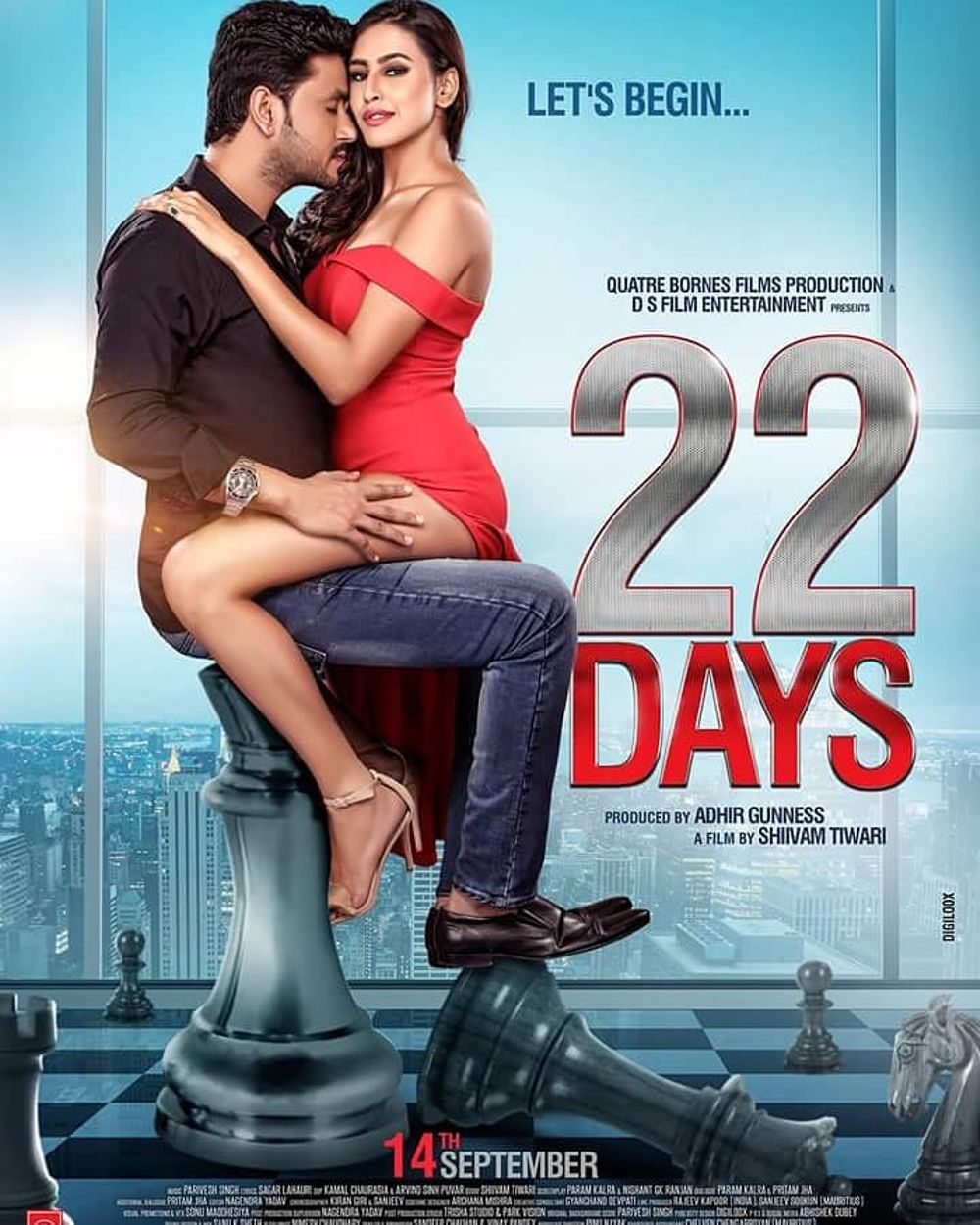 22 Days Movie Review