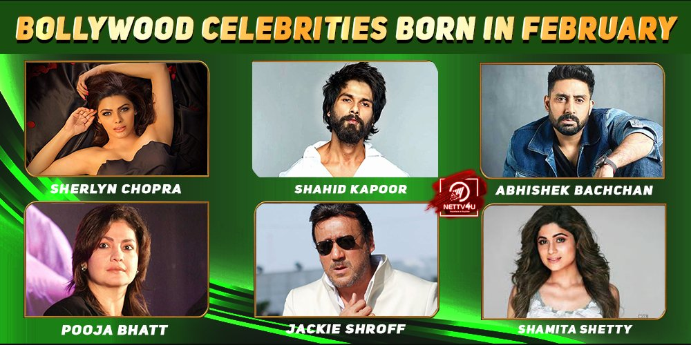 Top Bollywood Celebrities Who Were Born In February