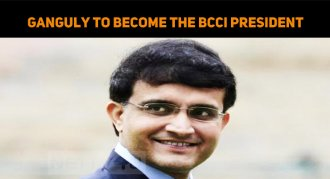 Sourav Ganguly Is All Set To Become The BCCI Pr..