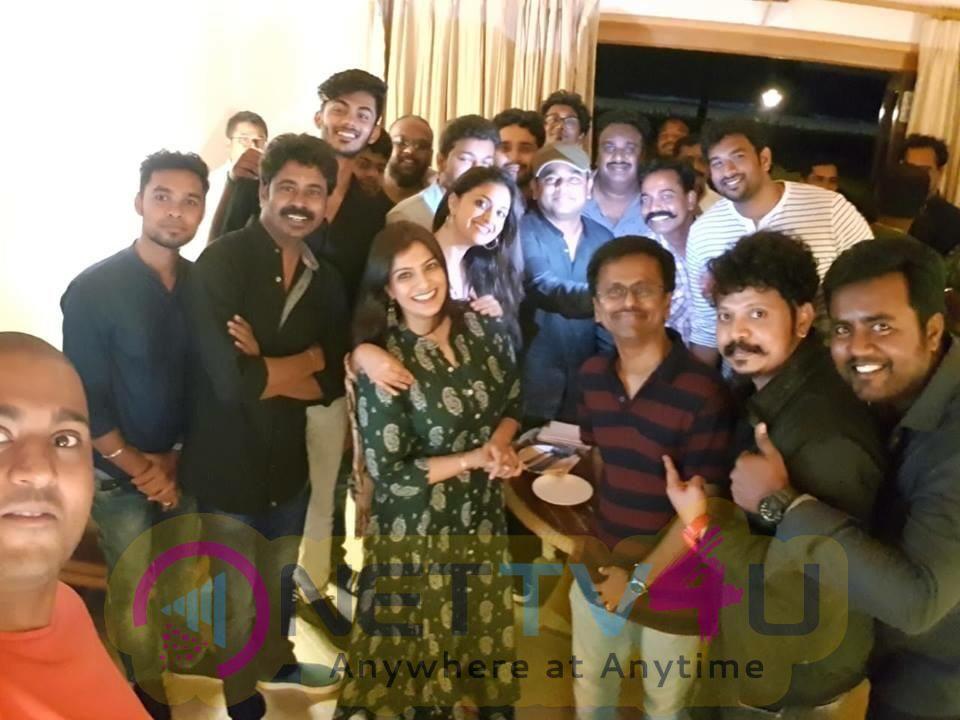 Sarkar Movie Success Celebration Stills Tamil Gallery