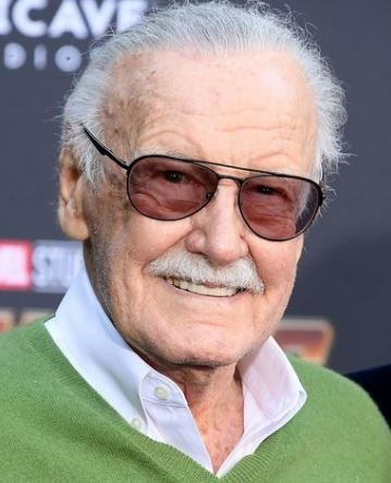 Stan Lee English Actor