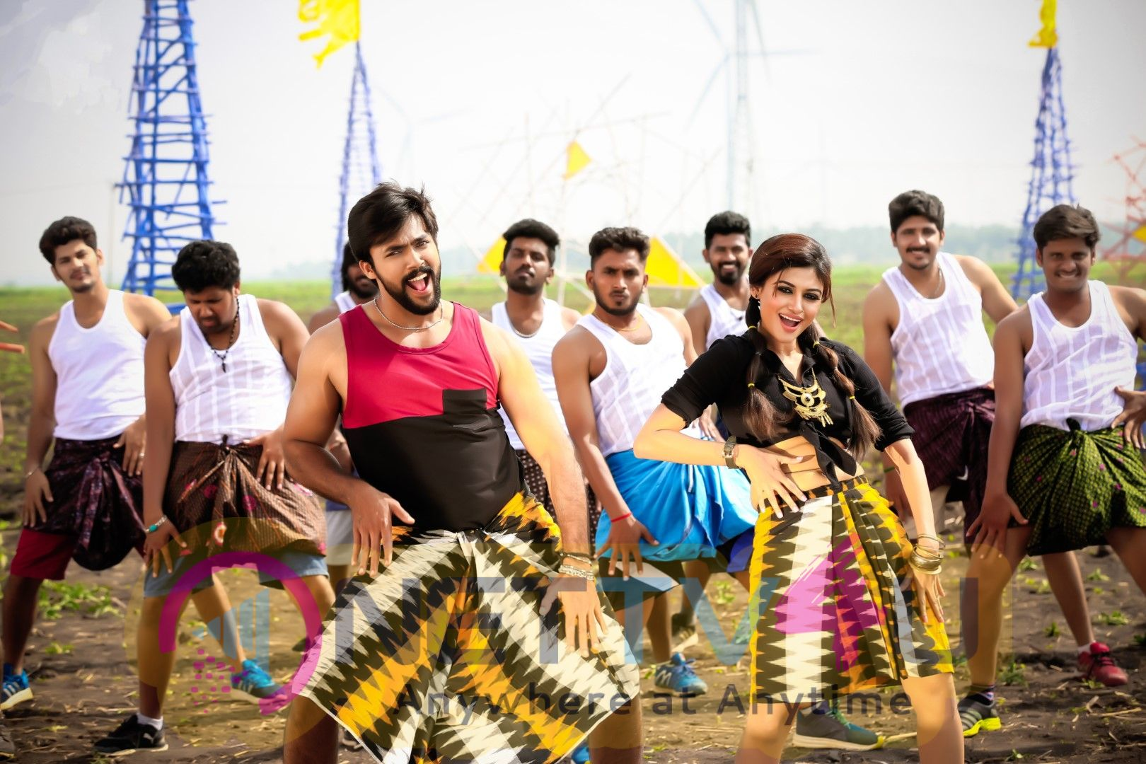 Raja Bheema Movie New Look Image Tamil Gallery