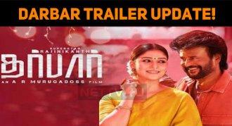 Superstar's Darbar Trailer Update!