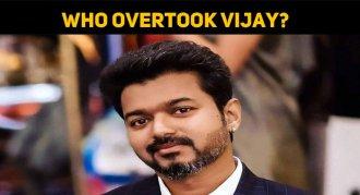 Look At The Stars Who Overtook Vijay!
